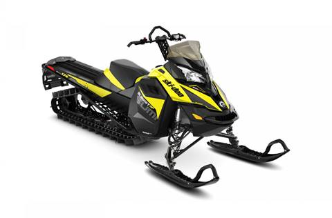 2017 Summit SP 800R E-TEC 174 ES Yellow/Black