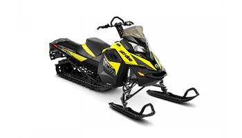 2017 Summit SP 600 HO E-TEC 154 ES Yellow/Black
