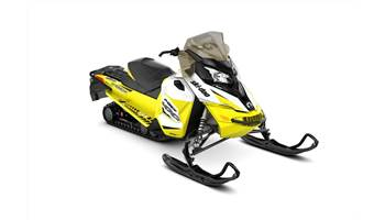 2017 MXZ® TNT® 1200 4-TEC® (White & Sunburst Yellow)