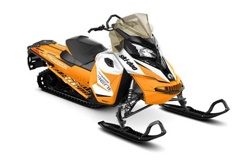 2017 Renegade® Backcountry 600 H.O. E-TEC® White/Orange