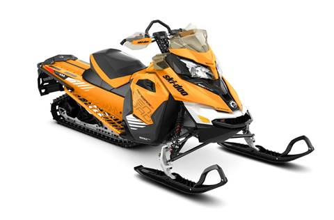 2017 Renegade® Backcountry™ X® 800R E-TEC® - Orange