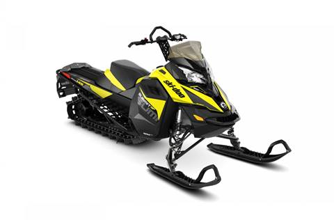 2017 Summit SP 600 HO E-TEC 146 Yellow/Black