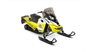 2017 MXZ® TNT® 600 HO E-TEC® (White & Sunburst Yellow)