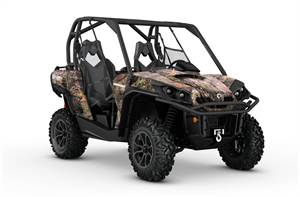 Commander™ XT™ 800R - Break-Up Country Camo®