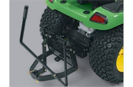 2016 Manual Integral Hitch (X500 Series)