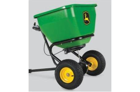 2016 Pull-Type Spin Spreader 3.5 cu.ft. (175-lb. green)