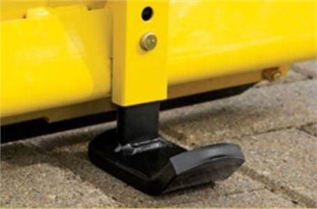 2016 Heavy-Duty Skid Shoe for Front Blade