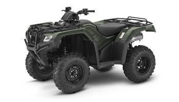 2017 FourTrax Rancher 4x4 Auto DCT IRS