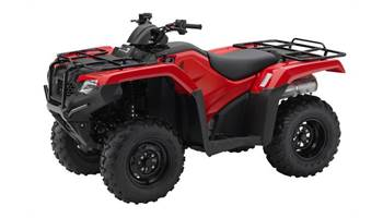 2017 FourTrax Rancher 4x4 ES
