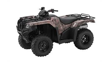2017 FourTrax Rancher 4x4 Auto DCT EPS - Phantom Camo®