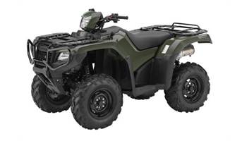 2017 FourTrax Foreman Rubicon 4x4 Automatic DCT