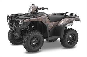 TRX500 Rubicon IRS - Honda Phantom Camo™