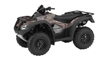 2017 FourTrax Rincon - Honda Phantom Camo®
