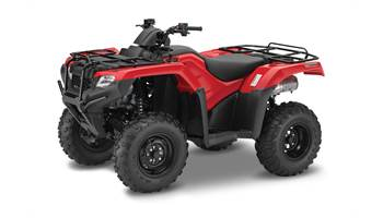 2017 TRX420 DCT IRS EPS