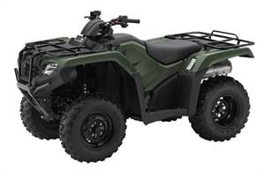 FourTrax Rancher - 4X4 ES