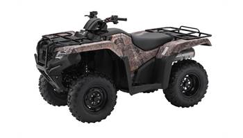 2017 FourTrax Rancher 4x4 ES - Honda Phantom Camo®