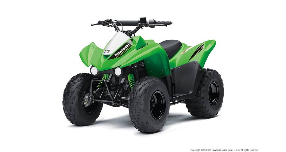Kawasaki KFX Youth Series