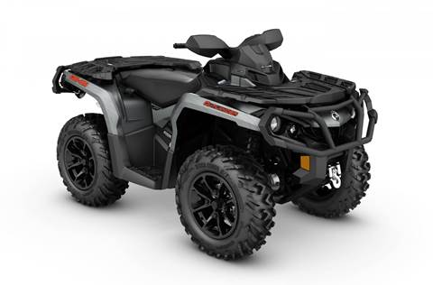 2017 Outlander™ XT™ 1000R - Brushed Aluminum