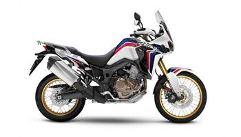 2017 Africa Twin DCT - CRF1000LDH CRF Rally, Tricolour