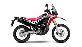 2017 CRF250L Rally ABS