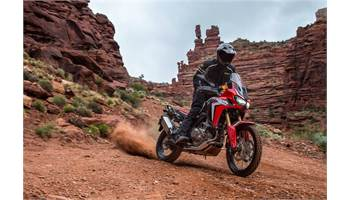 2017 Africa Twin - CRF1000L