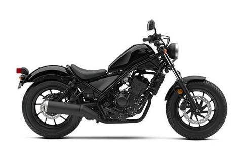 2017 Rebel 300 ABS