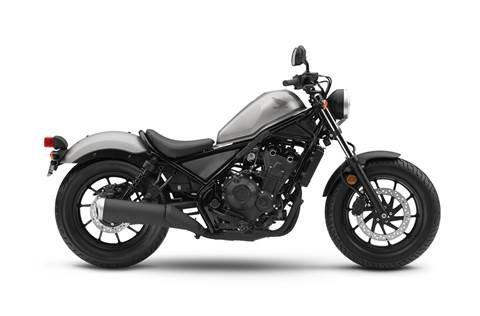 2017 Rebel 500 ABS