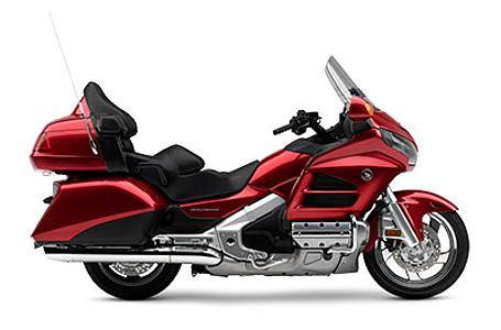 2017 Gold Wing Audio Comfort Navi XM