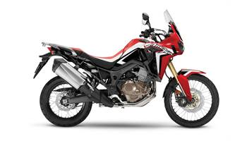2017 Africa Twin DCT - CRF Rally, Tricolour