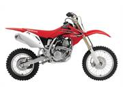 CRF150R Model Shown