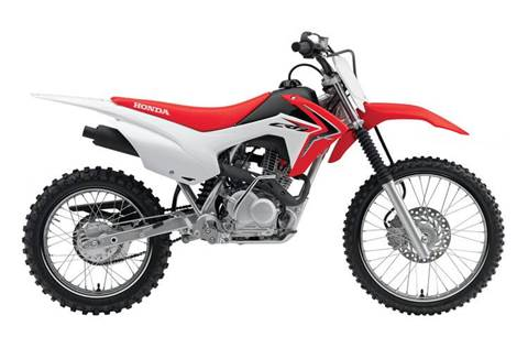 2017 CRF125F Big Wheel