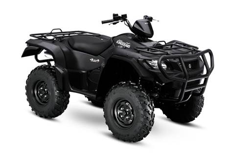 2017 KingQuad 750AXi Power Steering SE w/Rugged Package
