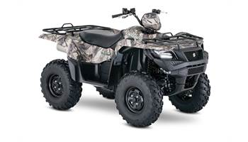 2017 KingQuad 500AXi Power Steering Camo