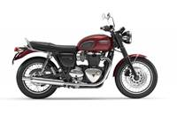 2017 Triumph Bonneville T120 (Color)