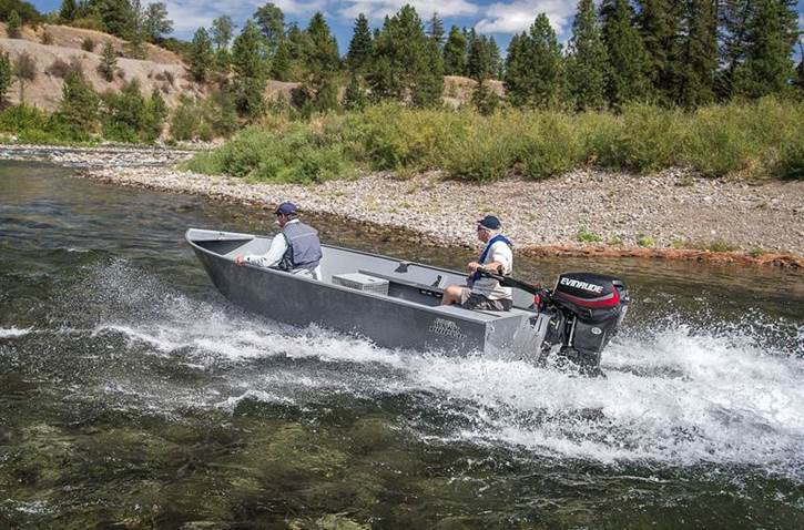 New evinrude outboard motors for sale in anchorage ak for Evinrude outboard jet motors for sale