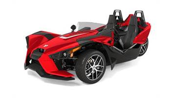 2017 Slingshot® SL - Sunset Red