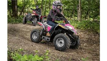 2017 Outlaw® 110 Pink Power