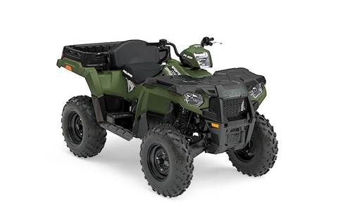 2017 Sportsman® X2 570 EPS Sage Green