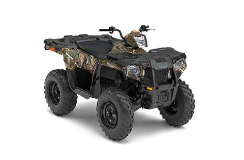 2017 Sportsman® 570 EPS Polaris Pursuit® Camo