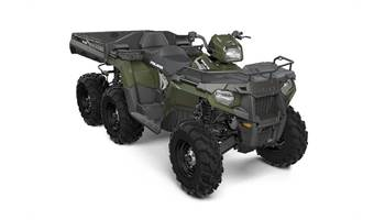 2017 Sportsman® BIG BOSS 6x6 570 EPS Sage Green