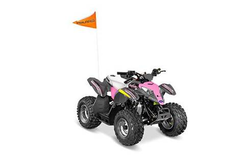 2017 Outlaw® 50 Pink Power