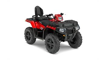 2017 Sportsman® Touring 850 SP Sunset Red