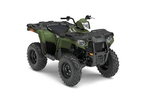 2017 Sportsman® 570 Sage Green