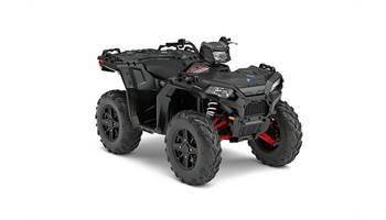 2017 Sportsman XP® 1000 Stealth Black