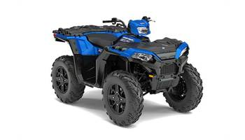 2017 Sportsman® 850 SP Radar Blue