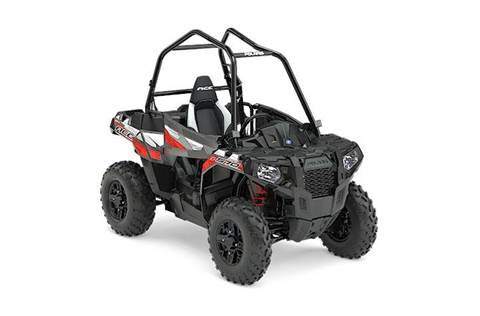 2017 Polaris® ACE® 570 SP Titanium Matte Metallic