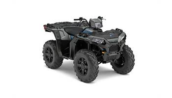 2017 Sportsman® 850 SP Titanium Matte Metallic