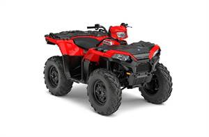 Sportsman® 850 Indy Red
