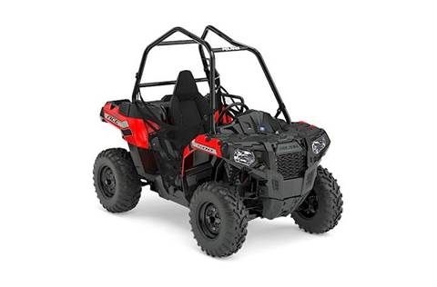 2017 Polaris® ACE® 500 Indy Red