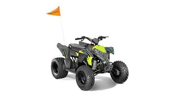 2017 Outlaw® 110 Lime Squeeze